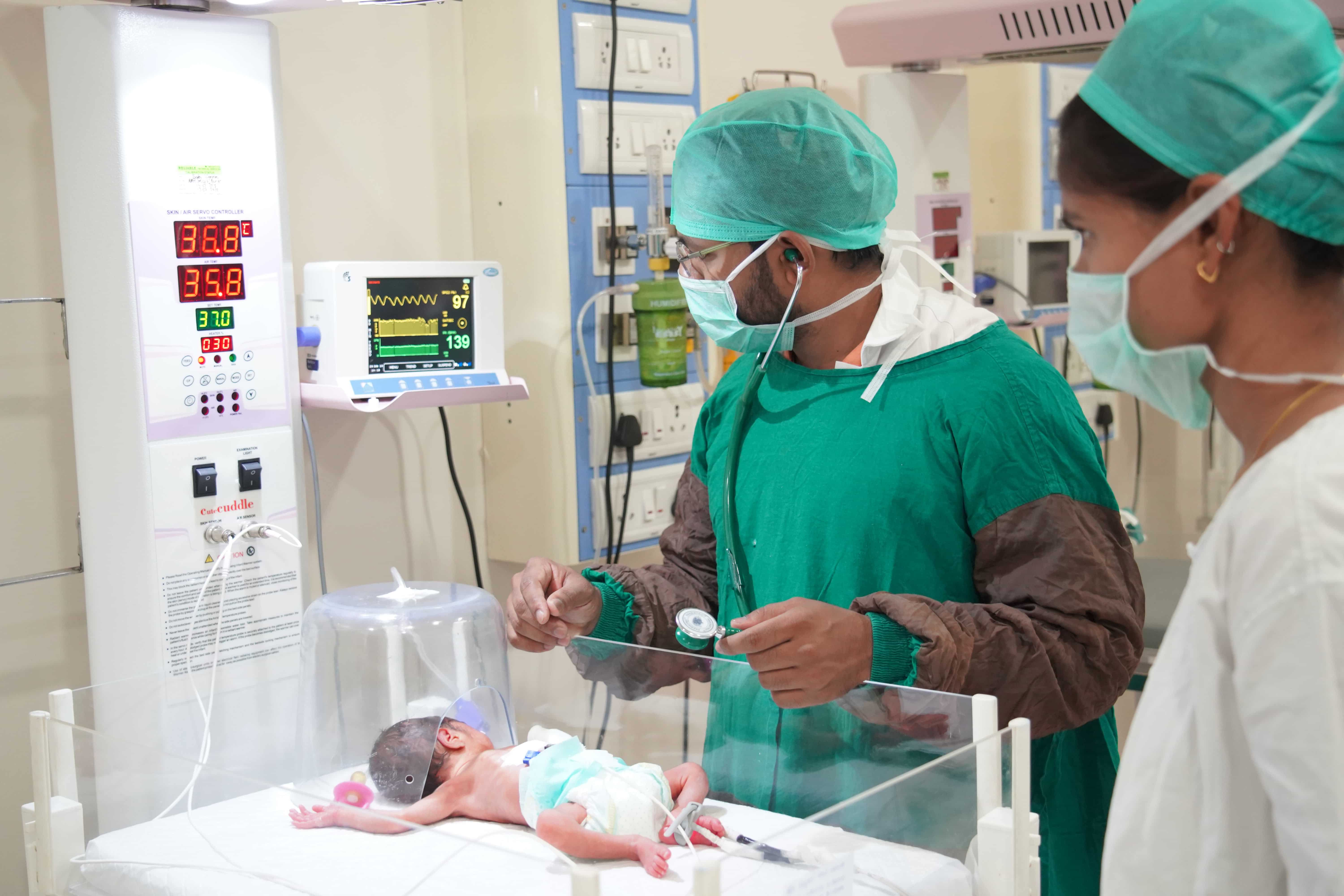 Neonatology treatment in Pune